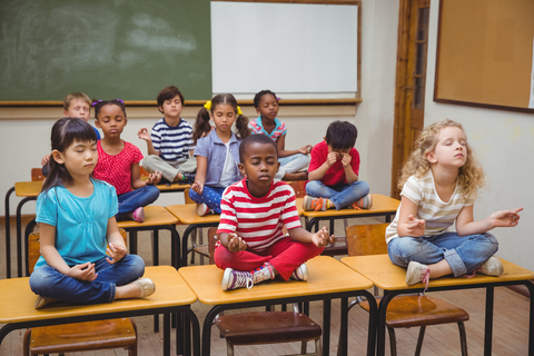 Meditation for schools